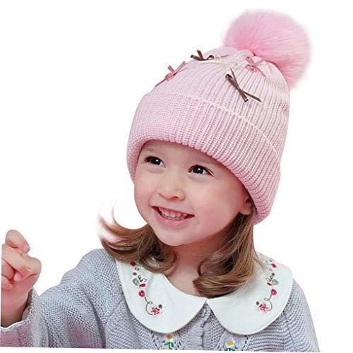 Rose Bonnet Acmede Fille Enfants Avec Arc XzxnOv6