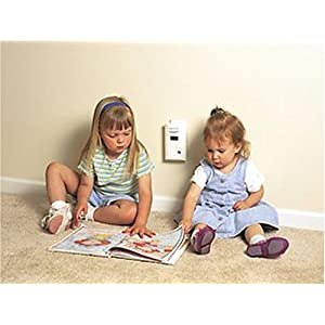 Kidde KN-COPP-3 Nighthawk Plug-In Carbon Monoxide Alarm with Battery Backup