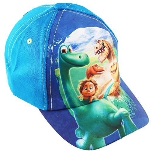 [Disney Toddler Boys The Good Dinosaur Cotton Baseball Cap, Age 2-5] (Dinosaur Hats)