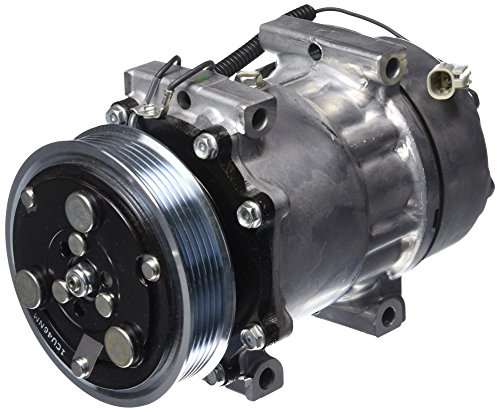 Denso 471-7008 New Compressor with Clutch