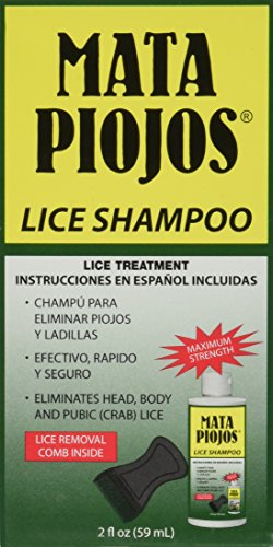 mata-piojos-a-pediculicide-low-foaming-shampoo-2-oz