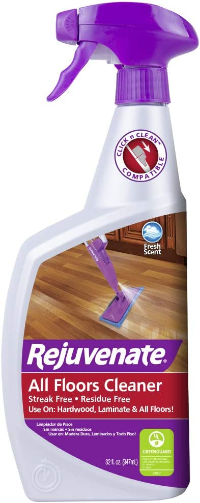 Rejuvenate High Performance All Floors No Bucket Needed Floor Cleaner Powerful Ph Balanced Shine With Shine Booster Technology Gold Certified For Low