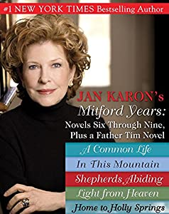 Jan Karons Mitford Years The First Five Novels A Mitford