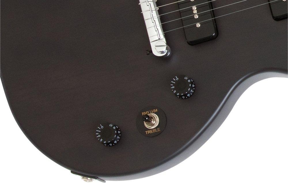 Epiphone Les Paul Special I P90 Guitarra Eléctrica llevar color negro: Amazon.es: Instrumentos musicales