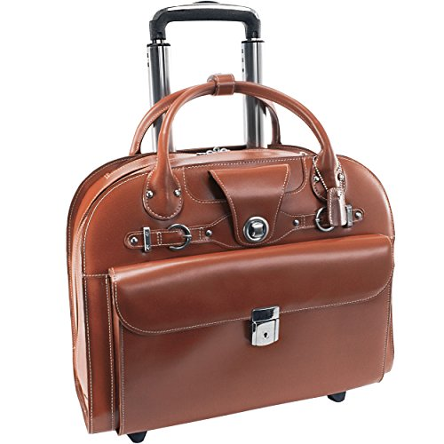 McKlein, L Series, EDGEBROOK, Top Grain Cowhide Leather, 15