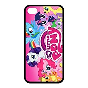 Customize Cartoon Series My Little Pony Back Case for iphone 4,4S JN4S-1218