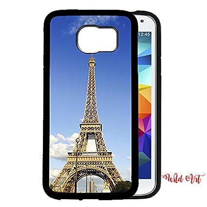 Amazon.com: Sam S6 - Carcasa de silicona y TPU para Samsung ...