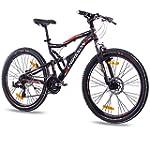 "26"" Inch Alloy MOUNTAIN BIKE BICYCLE..."