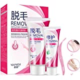 Painless Depilatory Cream Legs Depilation Cream Hair Removal Armpit Legs Hair Remove Cream For Women&Men