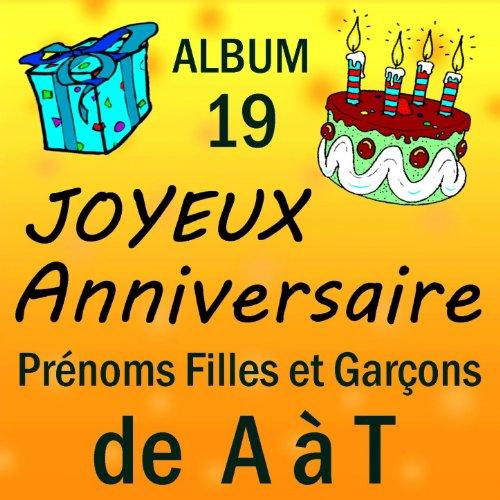 Joyeux Anniversaire Anna By Joyeux Anniversaire On Amazon Music