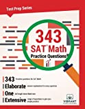 343 SAT Math Practice Questions (Test Prep Series) (Volume 29)