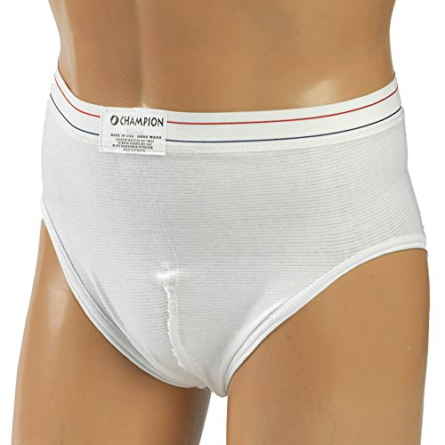 f Support Pouch Athletic Design, White, Regular ()