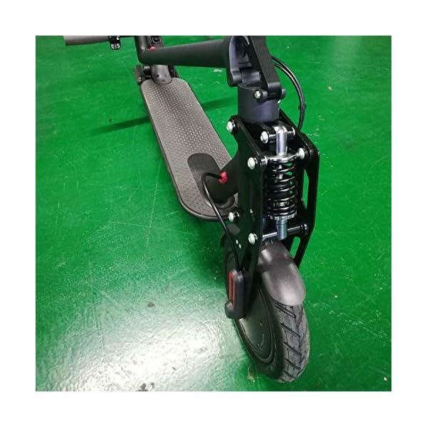 KKmoon Ammortizzatore Kit di Sospensione Anteriore Parti Elettriche di Assorbimento di Scossa Tubo Anteriore Motorino Adatto per Xiao Mi Mijia M365 Bird Mi e M365 PRO 7 spesavip