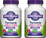 2 PACK: Turmeric - 120 ct