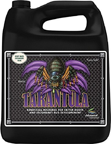 Tarantula Component - Advanced Nutrients 5401-15 Tarantula Liquid Fertilizer, 4 Liter, Brown/A
