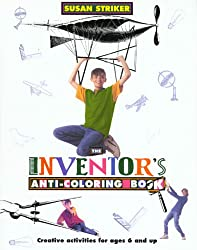 The Inventor's Anti-Coloring Book