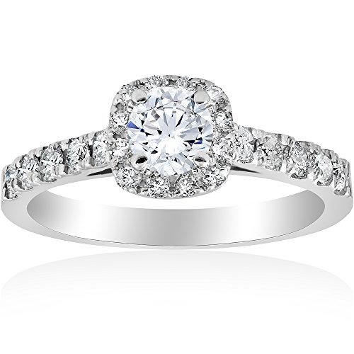 one carat diamond ring - 6