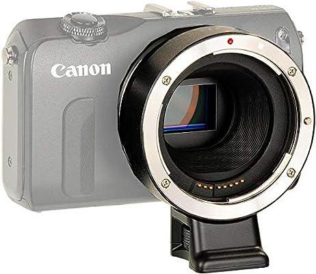 Commlite cm-EF-EOSM Electronic Auto-Focus Mount Adapter EF-EOSM for Canon Camera