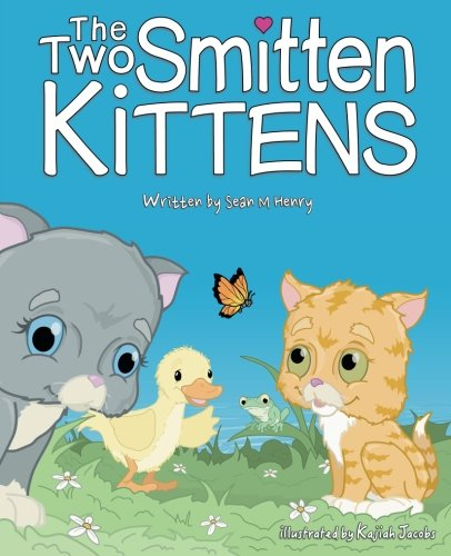 (The Two Smitten Kittens)