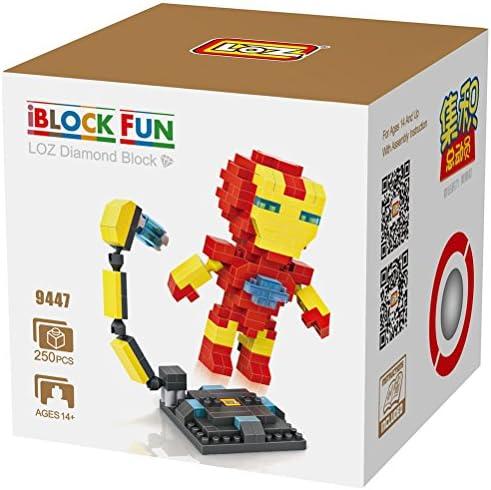 iBlock Fun- Bloques construcción miniatura LOZ (Novatech 9447) , color/modelo surtido: Amazon.es: Juguetes y juegos