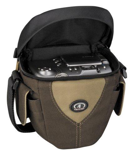 Tamrac 3320 Aero Zoom 20 Case (Brown/Tan) (Strap Tamrac Brown)