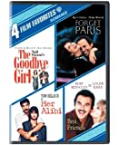 4 Film Favorites: Romances (Best Friends, Forget Paris, The Goodbye Girl, Her Alibi)