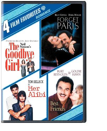 4 Film Favorites: Romances (Best Friends, Forget Paris, The Goodbye Girl, Her Alibi)