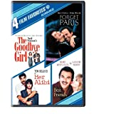 Romance: 4 Film Favorites - Her Alibi / Forget Paris / The Goodbye Girl / Best Friends