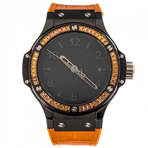 Hublot Tutti Frutti swiss-quartz black womens Watch 361.C0.1110.LR.1906 (Certified Pre-owned)