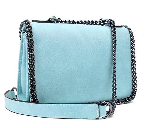 14843 Blue light Lauri Bag Blue blue Messenger Light Lovely Hellblau qYwzA