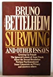 Surviving and Other Essays, Bruno Bettelheim, 0394742648