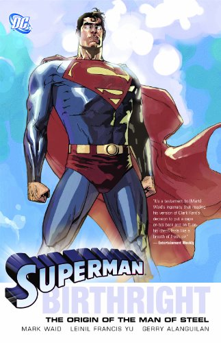 Superman: Birthright -