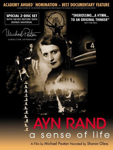 - Ayn Rand - A Sense of Life (Director's Vision Edition)