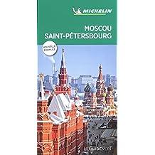 Moscou, Saint-Pétersbourg - Le guide vert