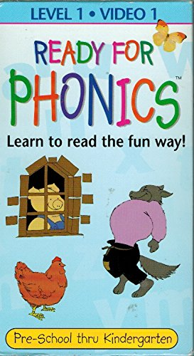 Workbook free phonics worksheets : Amazon.com: Ready for Phonics Level 1 Video 1: Quality time ...