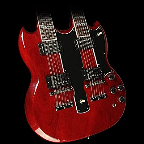 Gibson Custom Shop EDS-1275 Double Neck · Guitarra eléctrica ...