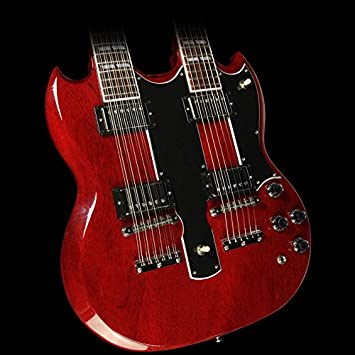 Gibson Custom Shop EDS-1275 Double Neck · Guitarra eléctrica: Amazon.es: Instrumentos musicales