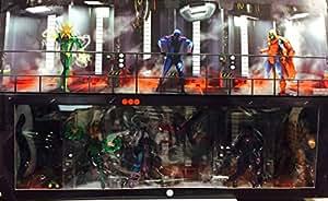 "SDCC 2016 Comic Con Exclusive Harbro Marvel Legends 6"" The Raft Box Set Spider-Man"
