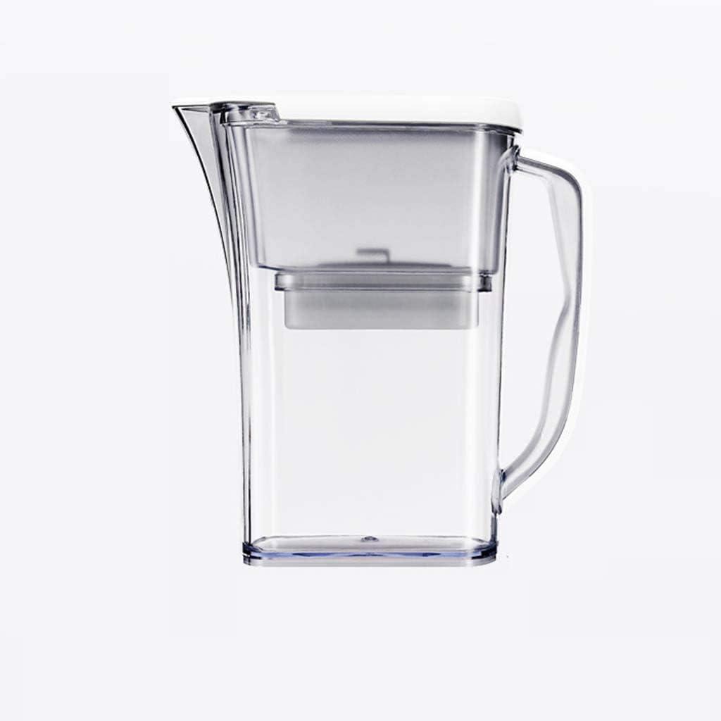 Cfbcc Filtrar el jarro de Agua, purificador/Filtro/dispensador de 3 etapas de filtración 2 l Reducción de Cal y ...