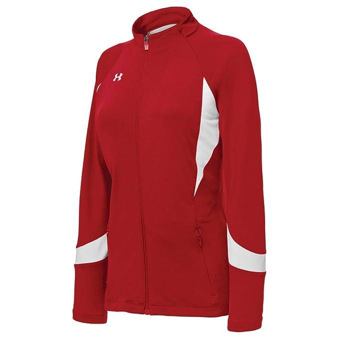 Under Armour Women s Hype Fullzip chaqueta: Amazon.es: Ropa y accesorios