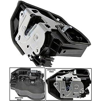 Amazon.com: BMW Front Door Lock Actuator Mechanism Right Passenger ...