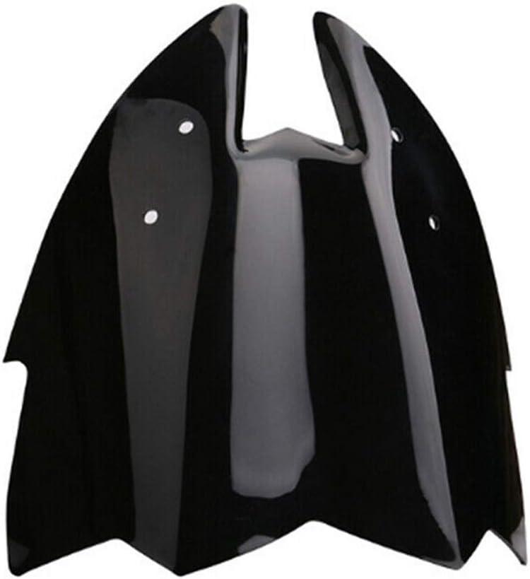 Windschutzscheibe Wasserdicht Professionelle Sicherheit Motorradverkleidung Staubdichter Schutz Stabil Schwarz Zubeh/ör Einfache Installation F/ür Kawasaki Z800 ZR800 2013 2015
