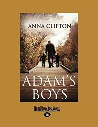 book cover of Adam\'s Boys