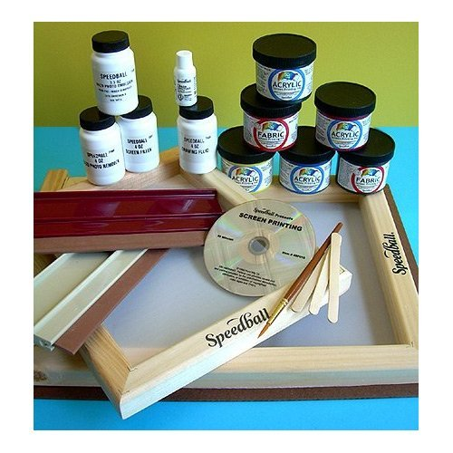Speedball Ultimate Screen Printing Kit by Speedball