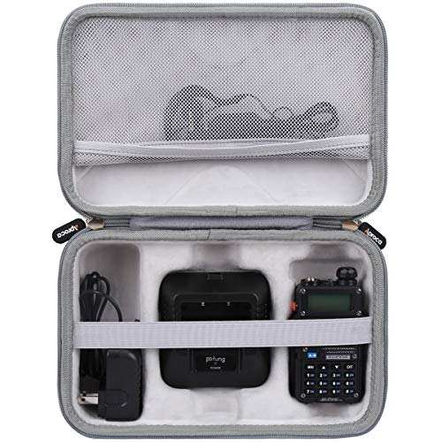 Aproca Hard Carry Travel Case for BaoFeng BF-F8HP (UV-5R 3rd Gen) 8-Watt Dual Band Two-Way Radio