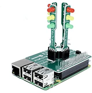 1e919e24fbe Pi Traffic Light for the Raspberry Pi (2 pack)  Amazon.in  Computers ...