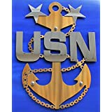 US Navy Chief Anchor - Chief, Senior Chief or Master Chief