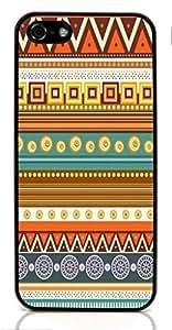 Hipstr Nebula Aztec Pattern Hard Case for Apple iPhone 5/5S ( Sugar Skull )