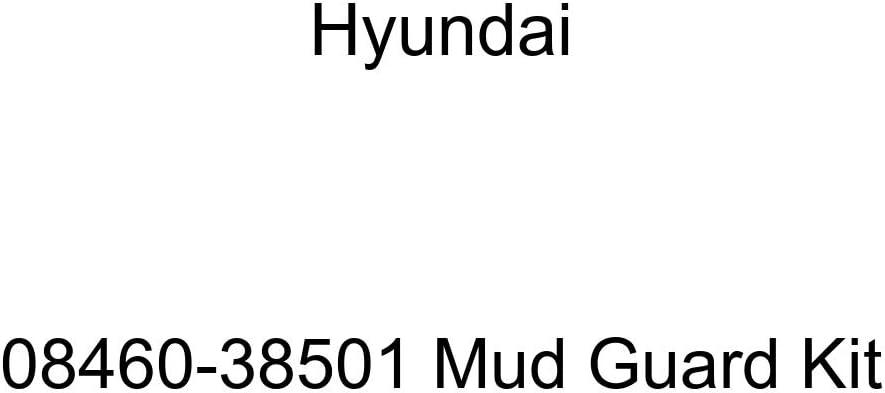 HYUNDAI Genuine 08460-38501 Mud Guard Kit