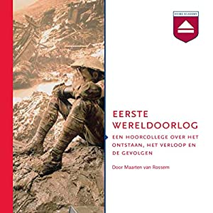 Eerste Wereldoorlog Hörbuch